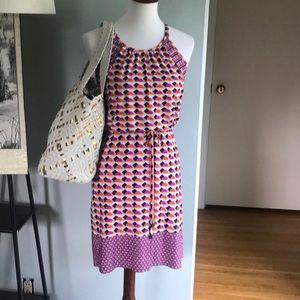 Laundry by Shelli Segal halter dress XS